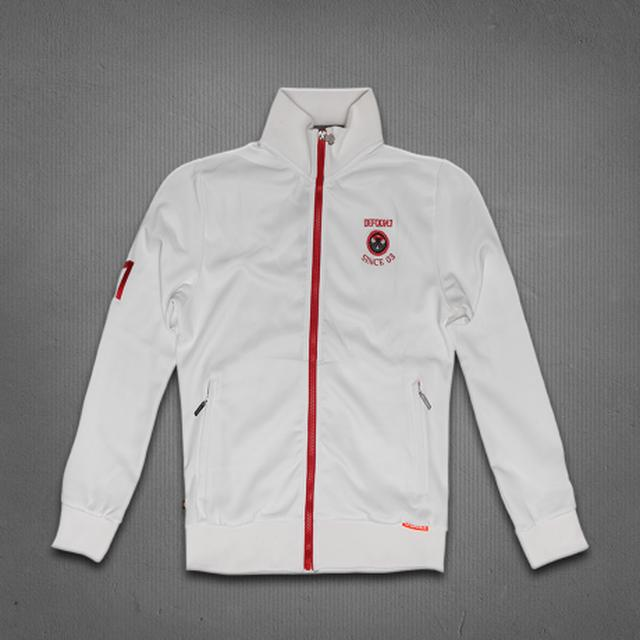 Q-Dance Defqon.1 Track Jacket (White)