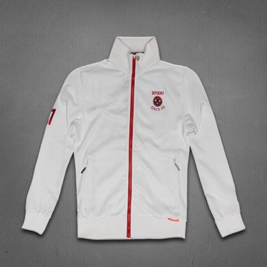 Q-Dance Defqon.1 Track Jacket (White)