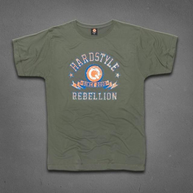 Q-Dance Dance Rebellion Tee