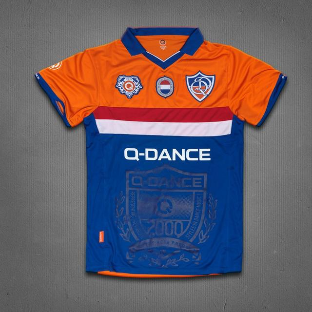 Q-dance Soccer Shirt '13