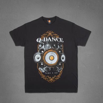 Q-dance Speaker Tee