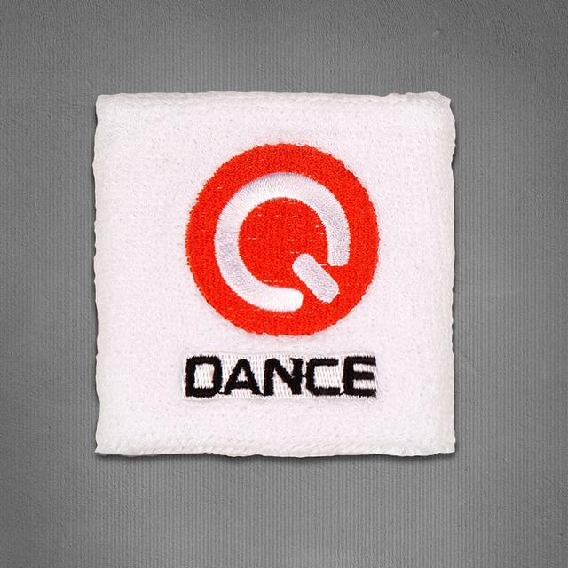Q-dance Wristband (White)