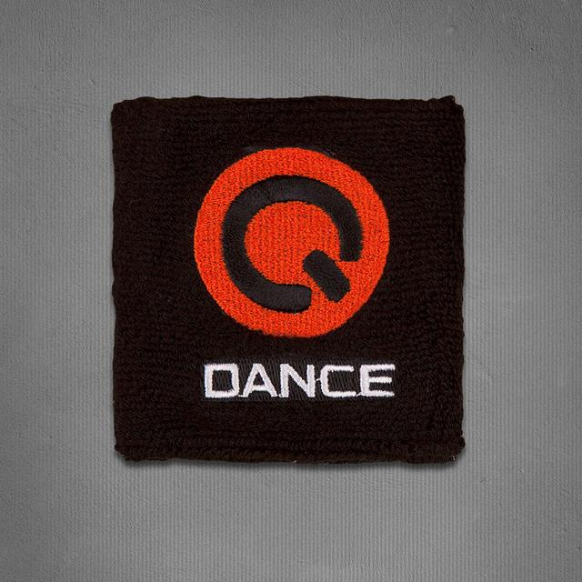 Q-dance Wristband (Black)