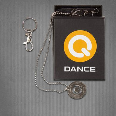 Q-dance Necklace/Keyring