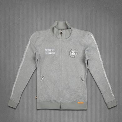 Q-Dance Defqon.1 Women's Track Jacket (Grey)