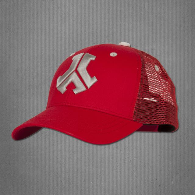 Q-Dance Defqon.1 Trucker Cap (Red)