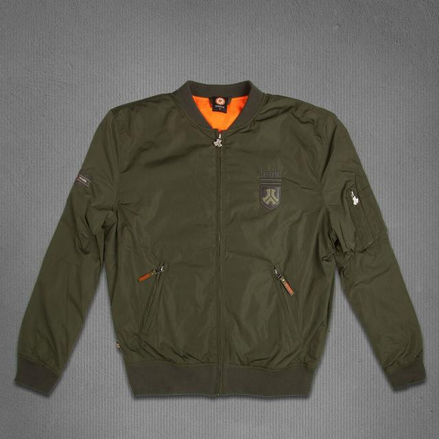 Q-Dance Defqon.1 Bomber Jacket (Army)