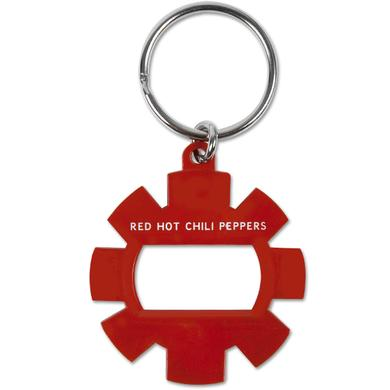 Red Hot Chili Peppers Bottle Opener Keychain