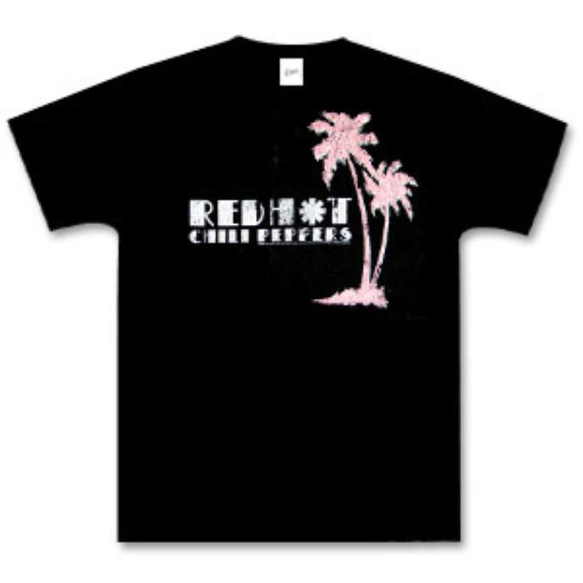 Red Hot Chili Peppers Vice Palms T-Shirt