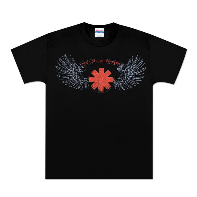 Red Hot Chili Peppers Wings T-Shirt