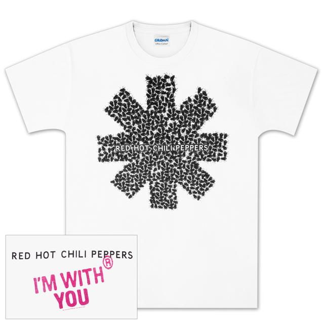 Red Hot Chili Peppers Fly Asterisk T-Shirt