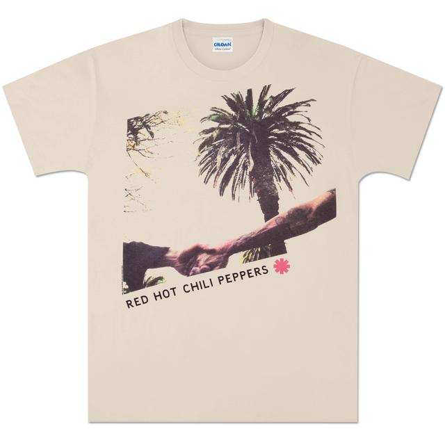 Red Hot Chili Peppers Handshake T-Shirt