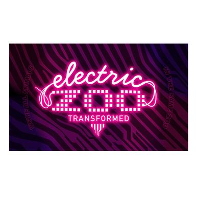 Electric Zoo Festival 2015 Transformed Flag