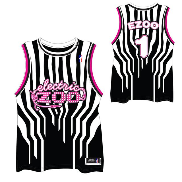Electric Zoo Festival 2015 Jersey Tank