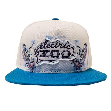 Electric Zoo Festival 2014 Stampede Snapback Hat