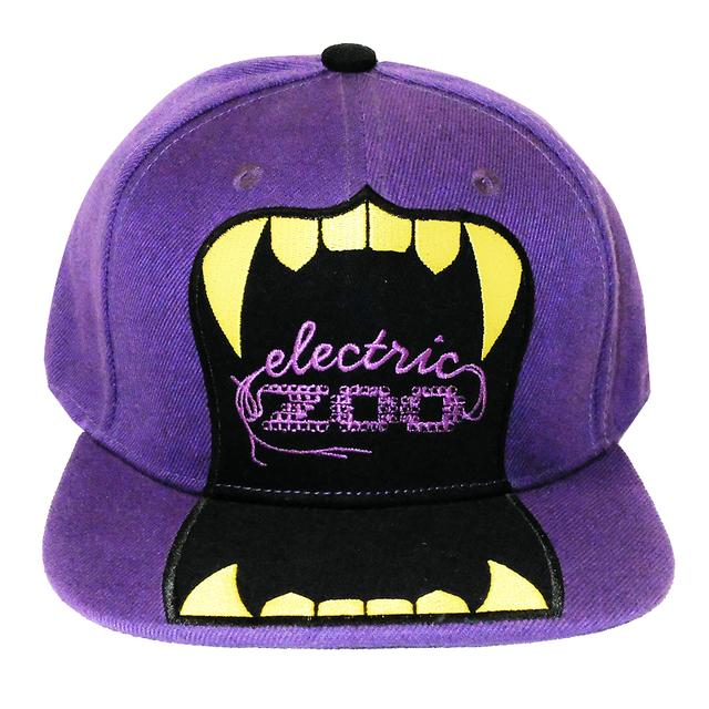 Electric Zoo Festival 2014 The Animal Snapback Hat
