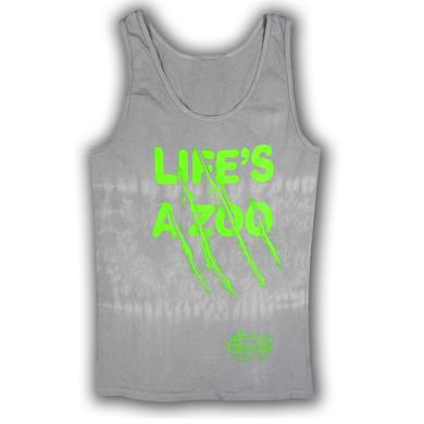 Electric Zoo Festival 2014 Life's a Zoo Tank (Grey)