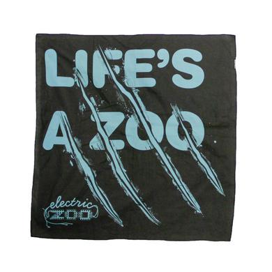 Electric Zoo Festival 2014 Life's a Zoo Bandana