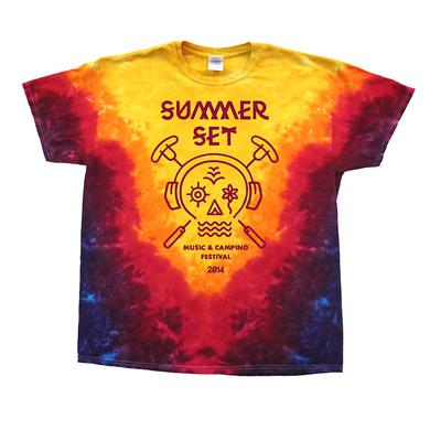 Summer Set Festival The Summer Set Tie Dye Tee