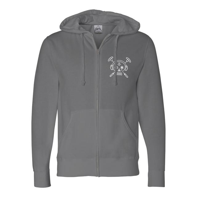 Summer Set Festival The Summer Set Event Hoodie (Charcoal)