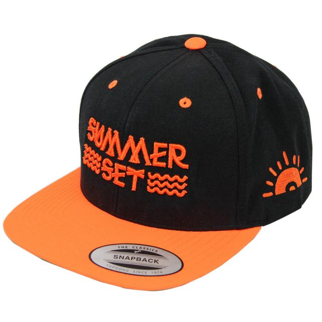 Summer Set Festival The Summer Set Baseball Hat (Orange)