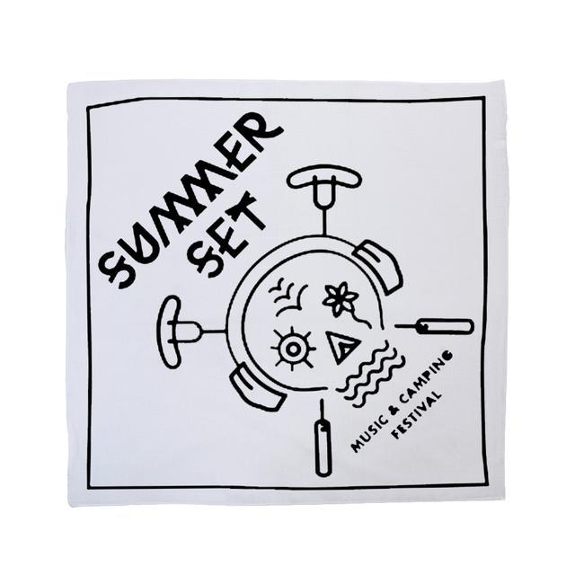 Summer Set Festival The Summer Set Bandana