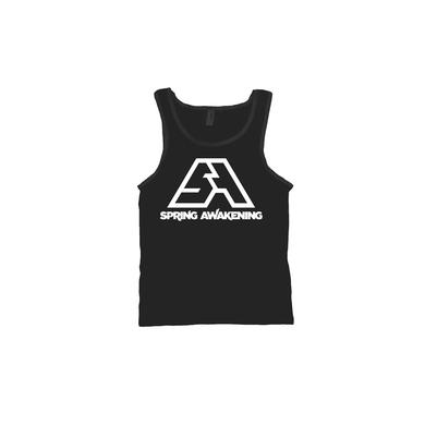 Spring Awakening Music Festival SA Black Event Tank Top