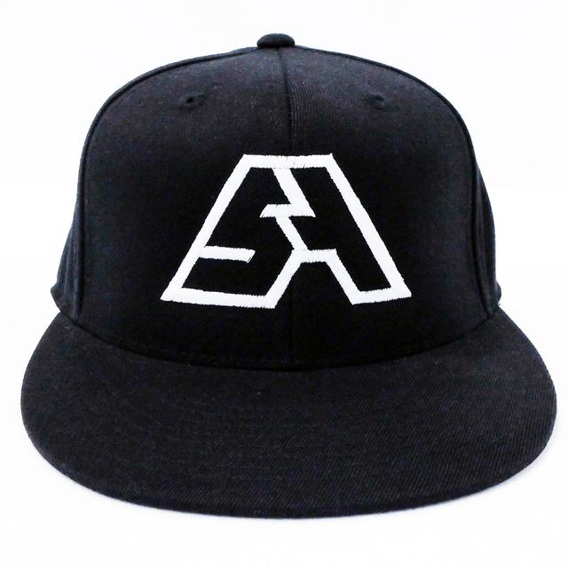 Spring Awakening Music Festival SA Logo Fitted Hat (Black)