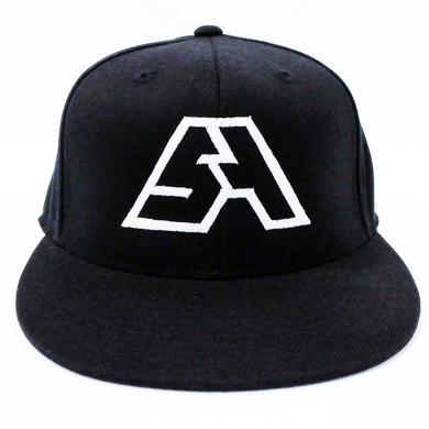 Spring Awakening Music Festival SA Logo Fitted Hat (Black)
