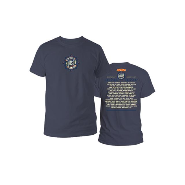 The Hudson Project Event Tee (Indigo)