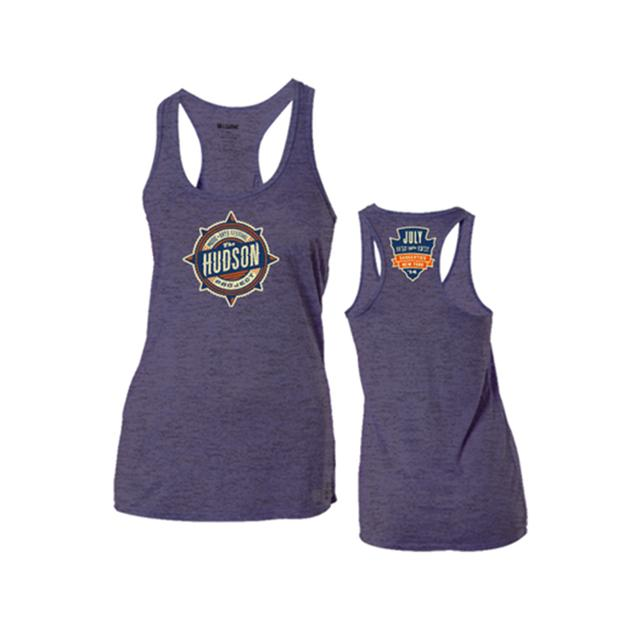 The Hudson Project Women's Event Tank (Vintage Purple)