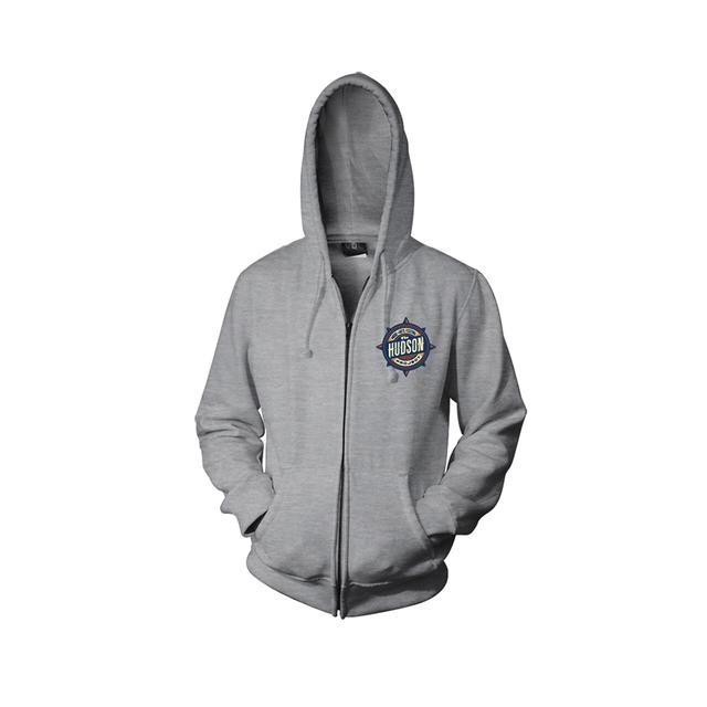 The Hudson Project Zip Up Hoodie