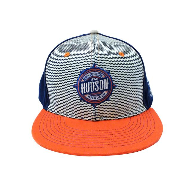The Hudson Project Canvas Snapback Hat