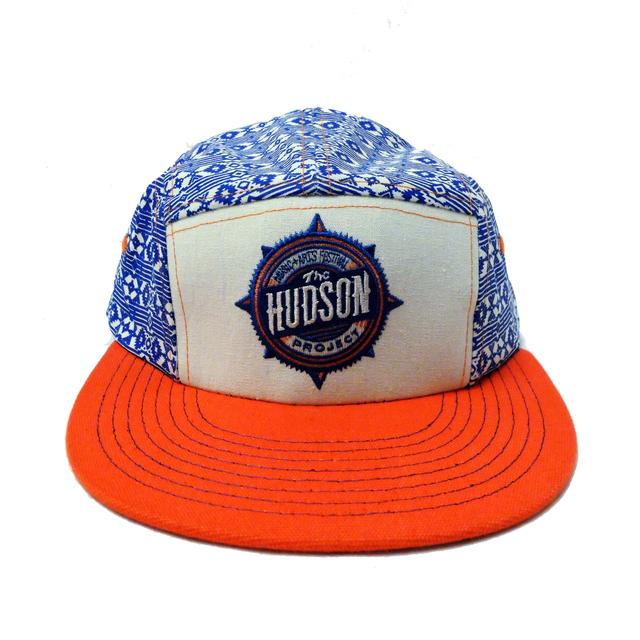 The Hudson Project 5 Panel Snapback Hat