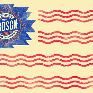 The Hudson Project Horizontal Flag