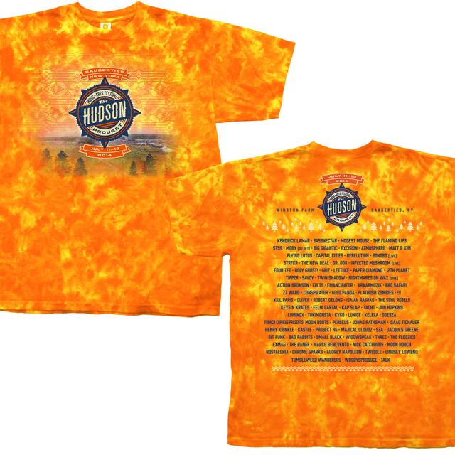 The Hudson Project Tie-Dye Event Tee