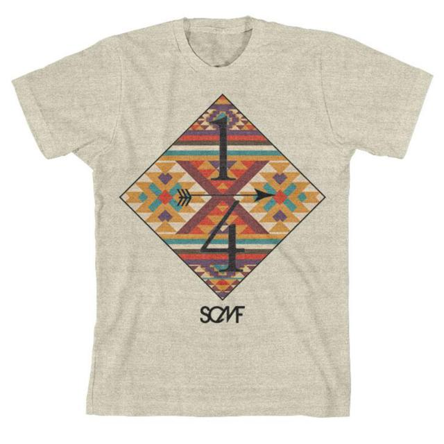 Sun City Music Festival Navajo Arrow Tee