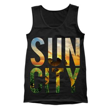 Sun City Music Festival Unisex Field Tank