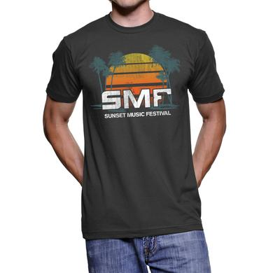 SMF Tampa Palm Tee (Black)
