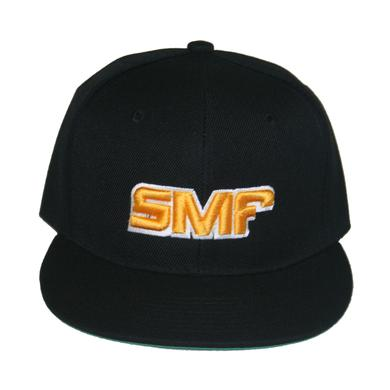 SMF Tampa ON SALE - SMF Snapback Hat (Black)