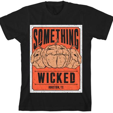 Something Wicked Festival Angry Pumpkin Tee