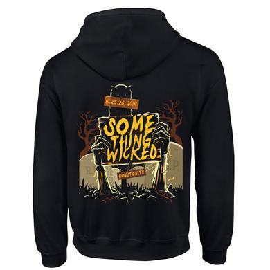Something Wicked Festival Graveyard Hoodie