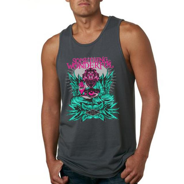 Something Wicked Festival Something Wonderful Lion Buddha Tank