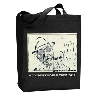 Leonard Cohen Old Ideas Tote