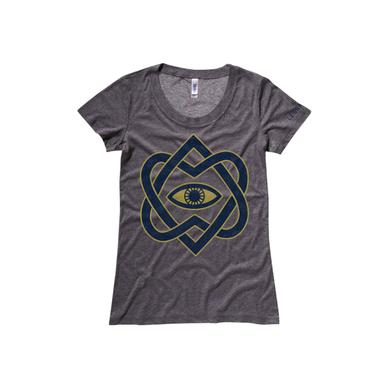 Leonard Cohen Golden Eye Girls Tee