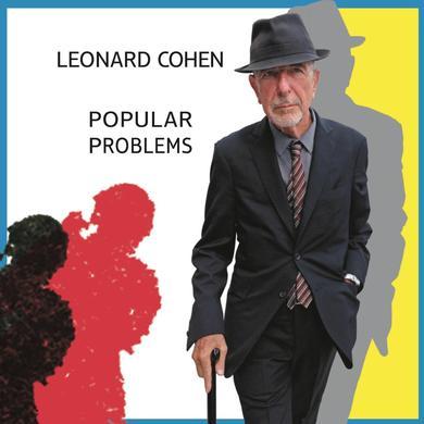 Leonard Cohen Popular Problems Vinyl