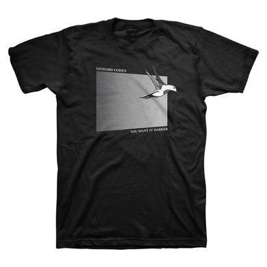 Leonard Cohen Hummingbird Unisex Tee