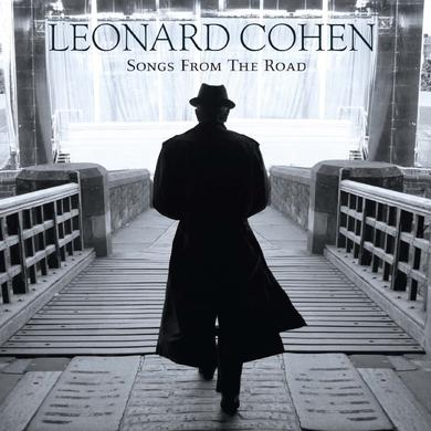 Leonard Cohen Songs from the Road Vinyl
