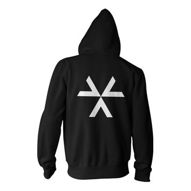 Chvrches Recover Zip-Up Hoodie