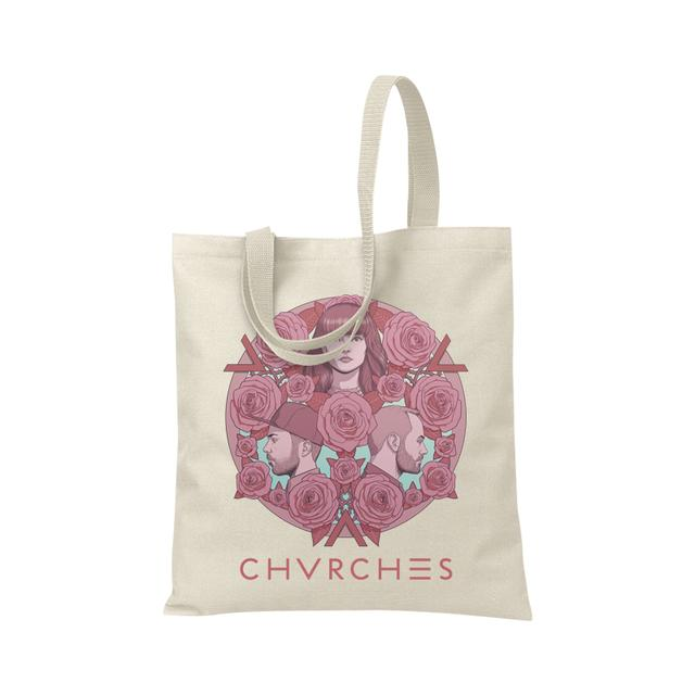 Chvrches Roses Tote